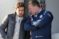 Alonso is proof McLaren is better at managing drivers now – Brown