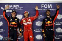 Motor Racing – Formula One World Championship – Singapore Grand Prix – Qualifying Day – Singapore, Singapore