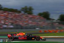 Daniel Ricciardo, Red Bull, Monza, 2018