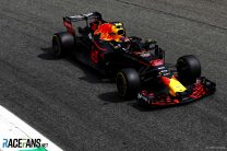 Max Verstappen, Red Bull, Monza, 2018