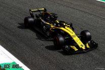Nico Hulkenberg, Renault, Monza, 2018