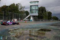 Brendon Hartley, Toro Rosso, Monza, 2018