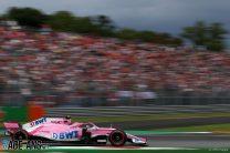 Esteban Ocon, Force India, Monza, 2018