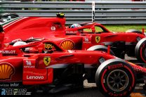 Ferrari to present revised livery at Japanese GP