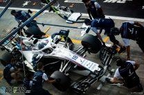 Lance Stroll, Williams, Monza, 2018