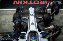 Sergey Sirotkin, Williams, Monza, 2018