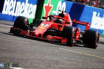 The stats behind Raikkonen's record-smashing fastest ever F1 lap