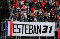 Fans, Monza, 2018