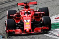 Ferrari more aggressive again with Japanese GP tyre picks