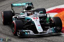 2018 Italian Grand Prix championship points