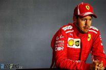 Sebastian Vettel, Ferrari, Monza, 2018