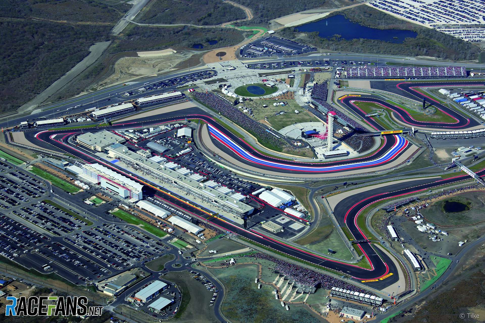 Circuit of the Americas, 2014