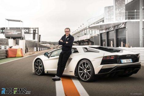 Stefano Domenicali, Lamborghini, 2018