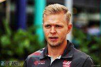 Kevin Magnussen, Haas, Singapore, 2018
