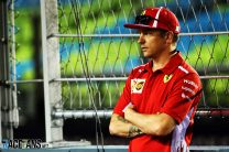 """Ferrari driver change was """"the right choice for Kimi"""" – Arrivabene"""