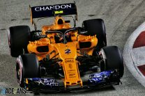 """Vandoorne touched wall """"about five times"""" on final Q1 effort"""
