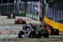Lewis Hamilton, Mercedes, Singapore, 2018