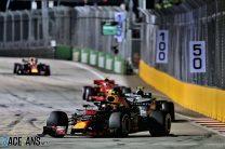 Max Verstappen, Red Bull, Singapore, 2018