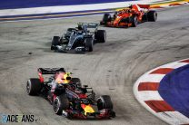 How Singapore showed F1's problem with processions again