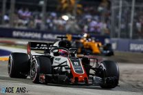 "Grosjean's block on Hamilton ""one of the worst cases of ignoring blue flags"""