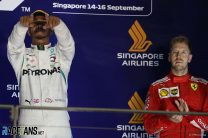 """Dejected Vettel says Ferrari expected to be """"very strong"""" in Singapore"""