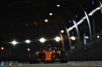 """Alonso: Seventh a """"small win"""" for McLaren"""