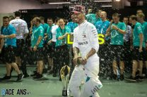 """Wolff relieved to win at Mercedes' """"bogey circuit"""""""