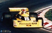 Jean-Pierre Jaboullie, Renault, 1977