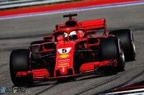Sebastian Vettel, Ferrari, Sochi Autodrom, 2018