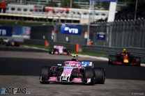 Esteban Ocon, Force India, Sochi Autodrom, 2018