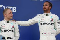 Hamilton says he's unlikely to give Bottas a win back for Sochi