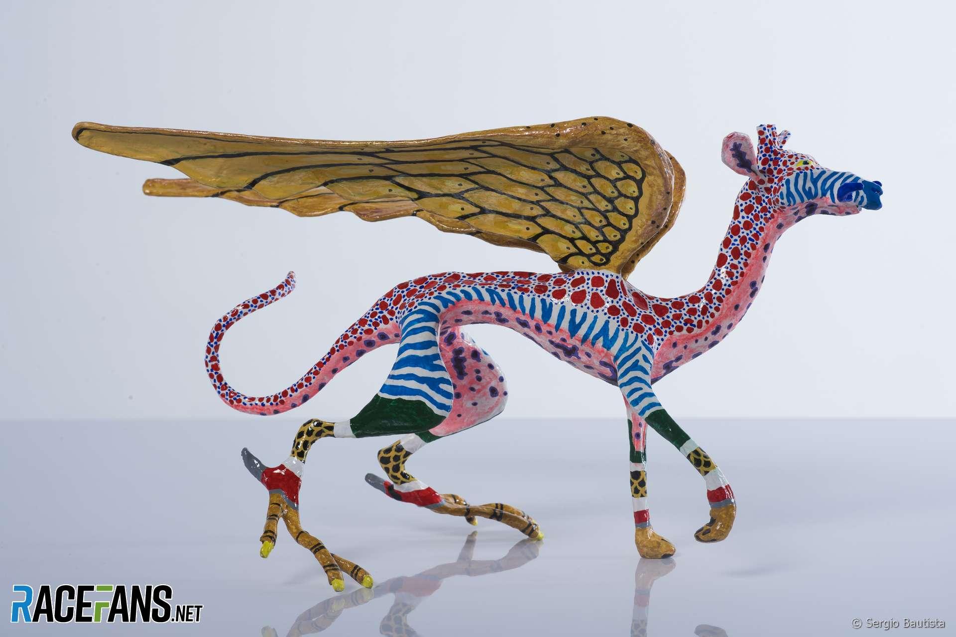 Romain Grosjean: Gallic rooster, imperial eagle, giraffe, cat and koala