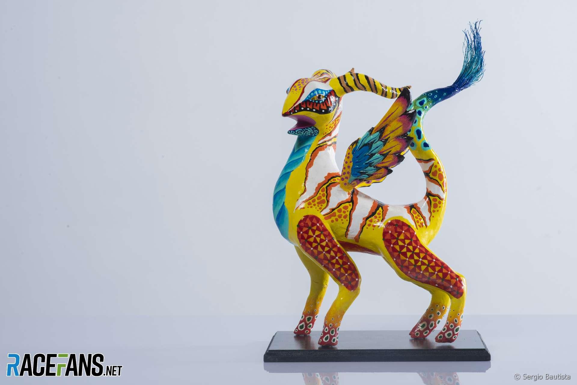 Nico Hulkenberg: Eagle, lion, goat and Llama