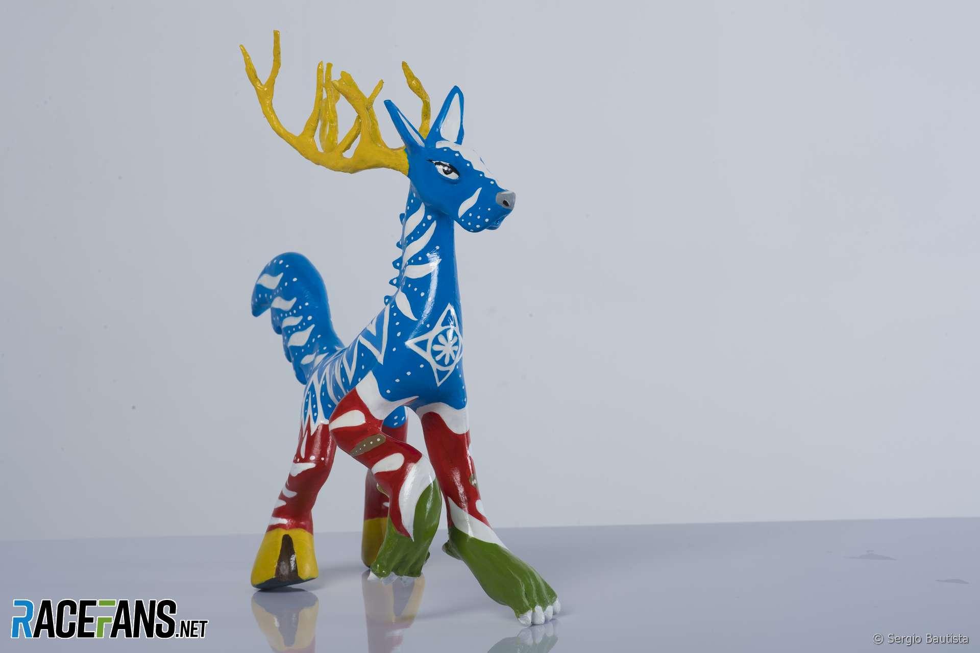 Marcus Ericsson: Moose, wolf and dog