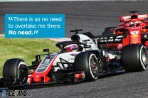2018 Japanese Grand Prix team radio highlights