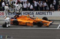 McLaren confirm Alonso's return to the Indianapolis 500 in 2019