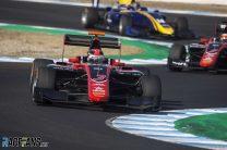 George Russell, ART, GP3, Jerez, 2016