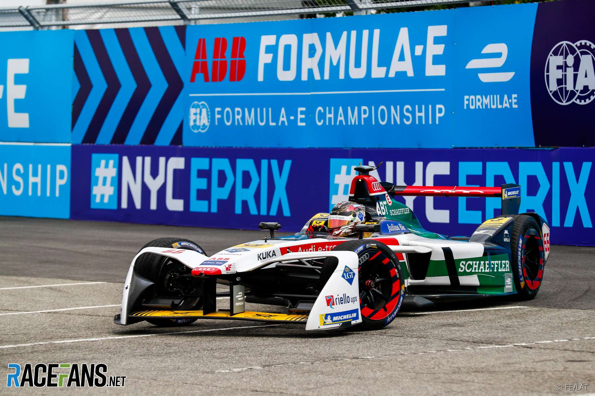 How much quicker did Formula E's first generation get?
