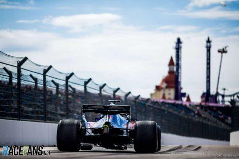Brendon Hartley, Toro Rosso, Sochi, 2018