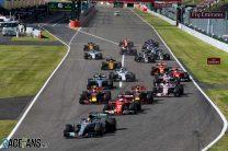 2018 Japanese Grand Prix TV Times