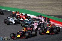 F1 drivers want DRS zone through 130R at Suzuka