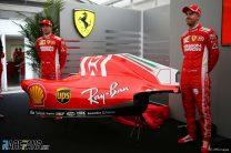 Ferrari reveals new 'Mission Winnow' livery in Japan