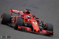 """Vettel: Ninth is """"not the position we deserved"""""""