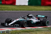 Happy Hamilton completes emphatic Friday practice sweep