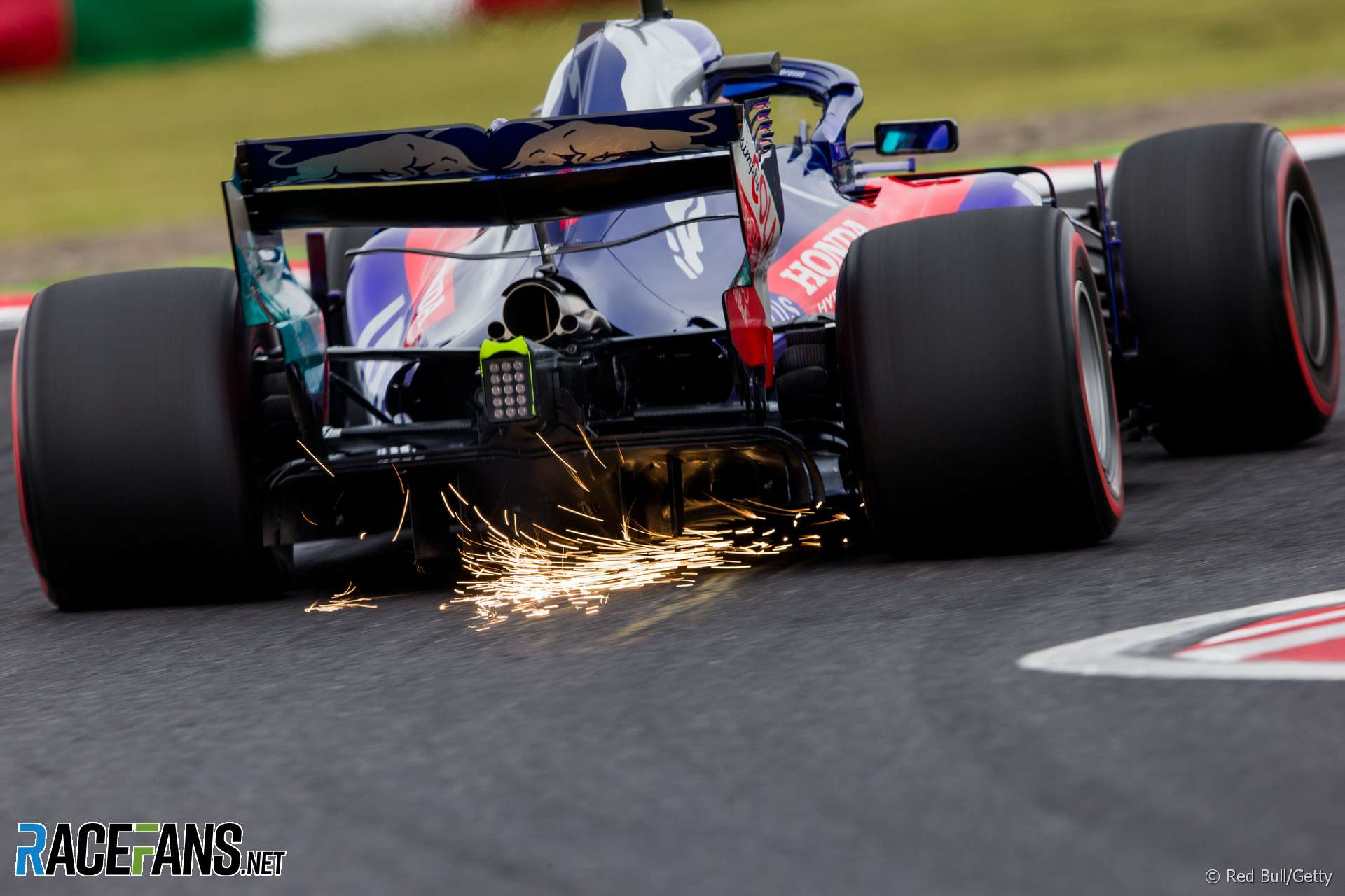 Pierre Gasly, Toro Rosso, Suzuka, 2018