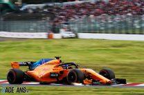 Fernando Alonso, McLaren, Suzuka, 2018