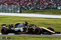 Nico Hulkenberg, Renault, Suzuka, 2018