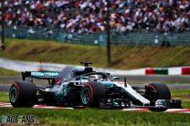 Lewis Hamilton, Mercedes, Suzuka, 2018
