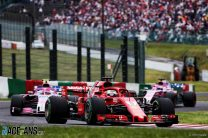 Vettel: Intermediate tyre call was due to weather forecast