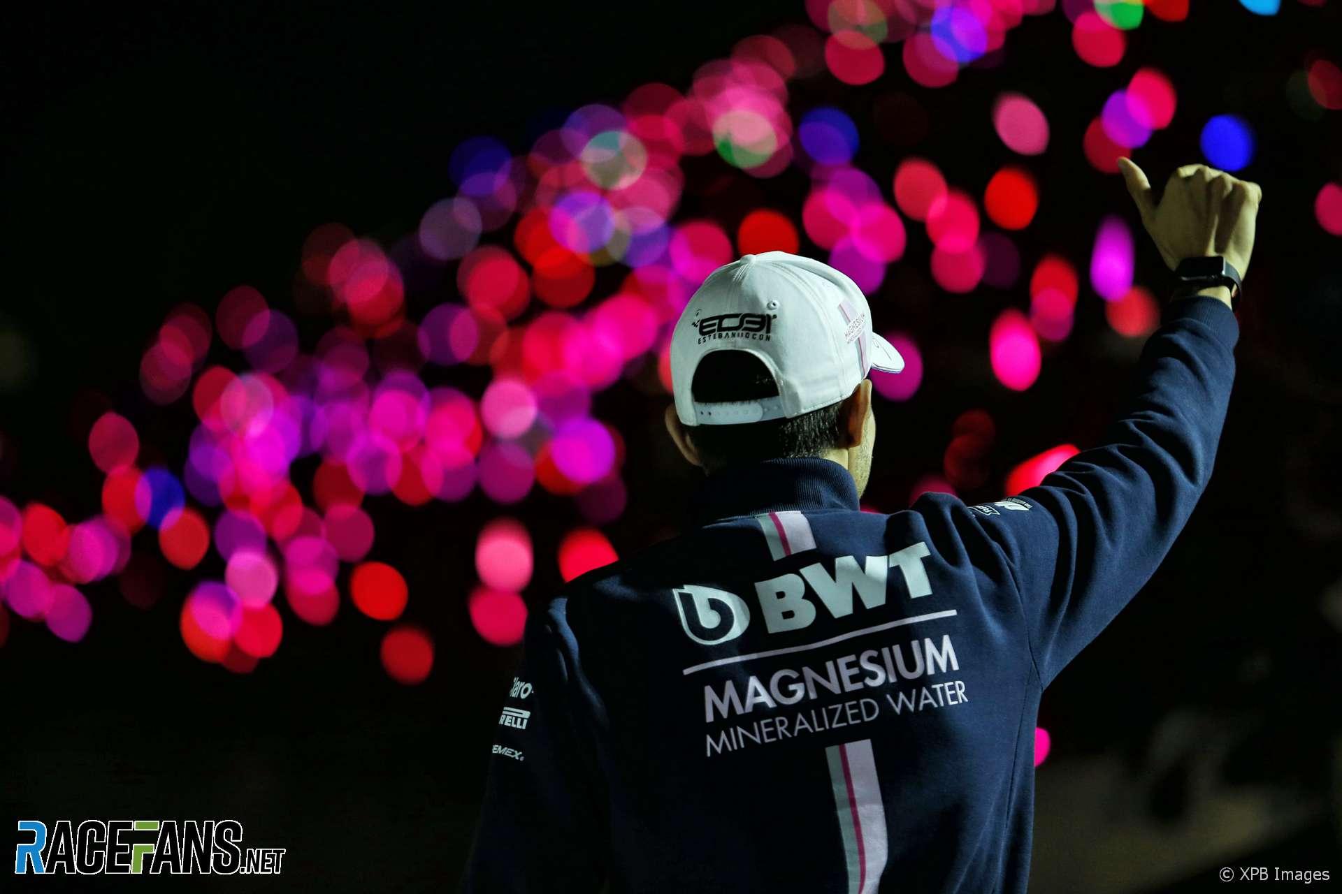 Esteban Ocon, Force India, Suzuka, 2018